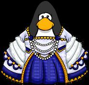 Sapphire Duchess Dress PC