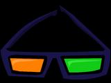 Halloween 3D Glasses