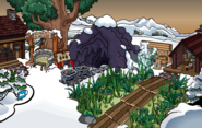 Medieval Party 2020 Mine Shack