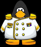 White Admiral Jacket PC