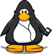 Black MP3000 PC