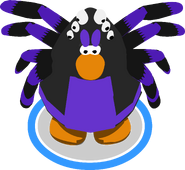 PurpleSpiderCostume in Game