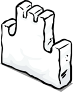 Snow Fortress Wall sprite 002