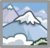 Mountain Location Icon
