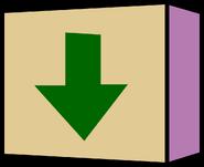 Puffle Launch Gravity Box Down