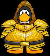 Golden Knight's Armor PC