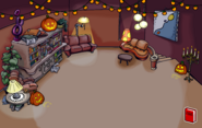 Halloween Party 2018 Book Room
