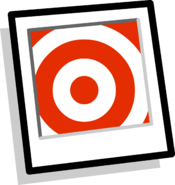 Target Background Icon