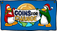 Coins for Change Banner old