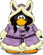 Cozy Winter Coat PC