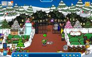 My outdoor igloo