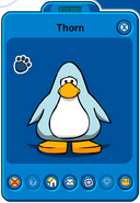 Thorn Player Card - Mid January 2019 - Club Penguin Rewritten (3)