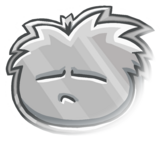 Wise Puffle Pin