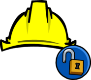Hard Hat Unlockable