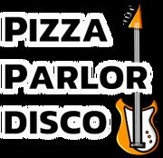 Pizza Parlor Disco 2019 Logo