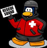 Rescue Squad Penguin