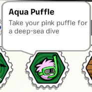 AquaPuffleStampBook