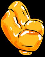 Orange Inflatable Sofa sprite 007