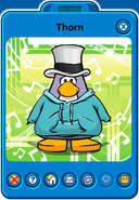 Thorn Player Card - Early May 2019 - Club Penguin Rewritten (2)