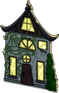 Creepy Cottage Cut-Out sprite 003