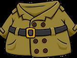 Dark Detective Coat