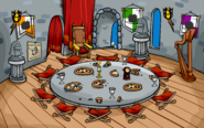 Medieval Party 2017 Pizza Parlor