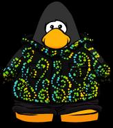 Black Whirlpool Snowsuit PC