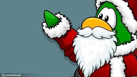 Club Penguin Rewritten Meet Rockhopper!