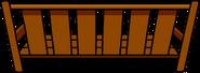 Wood Bench sprite 005