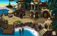 Island Adventure Party 2018 Swashbuckler Trading Post