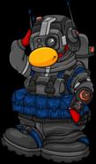 Comm Set Penguin