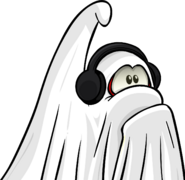 DJ Maxx's Halloween Playercard Artwork