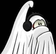 DJ Maxx's Halloween Playercard Artwork
