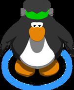 Frankenpenguin Hat IG
