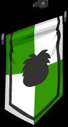 Green Banner sprite 001