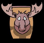 Moose Head sprite 003