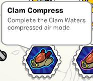 ClamCompressStampBook