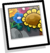 Garden Background clothing icon