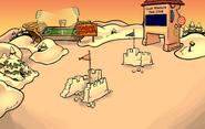 Sensei's Fire Scavenger Hunt Snow Forts