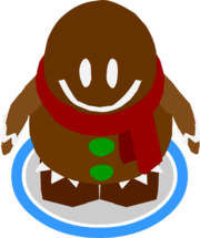 Gingerbread Cookie Costume IG