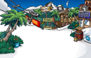 Island Adventure Party 2018 Ski Village