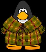 Tweed Coat PC
