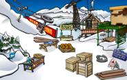 Agent Construction Ski Village