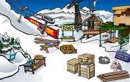 Agent Construction Ski Village