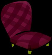 Burgundy Chair sprite 008
