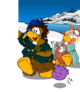 Island Adventure Party card image
