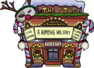 A Humbug Holiday - Exterior - Holiday Party 2019
