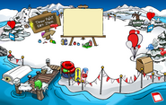April Fools' Party 2019 Dock