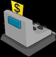 Cash Register sprite 010