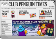 Club Penguin Times Issue 86